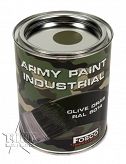 Army Paint Industrial - RAL 6014 Olive Drab - 1 litr
