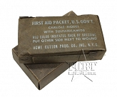 Opatrunek First Aid Packet, U.S. Gov't - Carlise Model - WW II